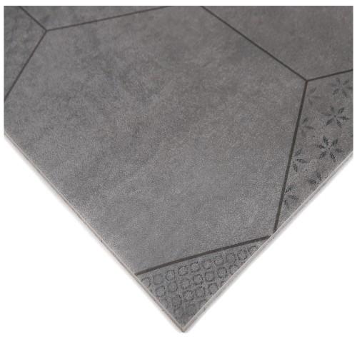 Βινυλικό PVC Δάπεδο Tarkett Iconic 240 Henna Grey 4m