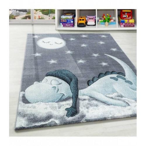 Παιδικό Χαλί Kids Collection Sleeping Dino