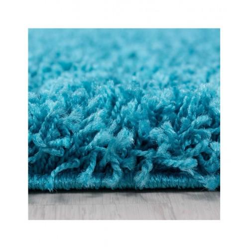 Χαλί Μηχανής Life Shaggy Flat Blue